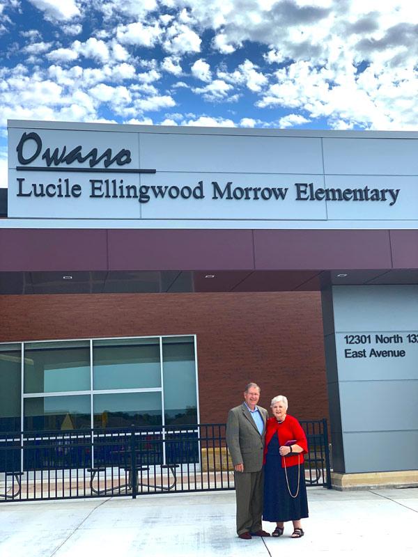 Morrow Elementary Opening Ceremony